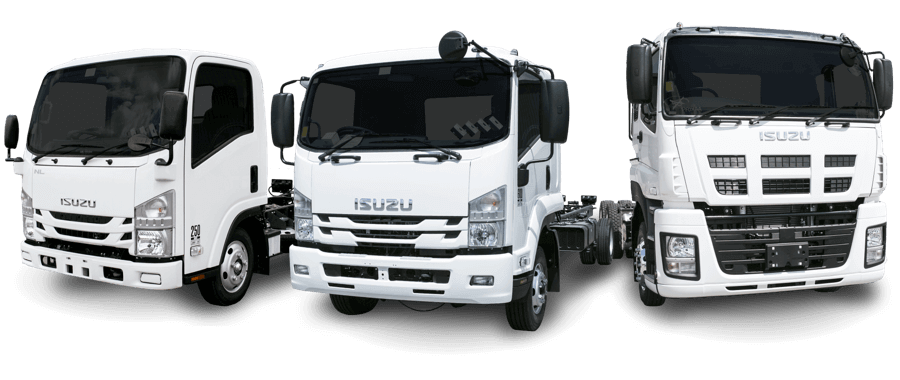 New Isuzu Trucks 2018