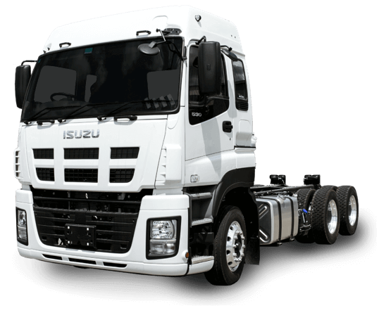Isuzu Giga Series Trucks