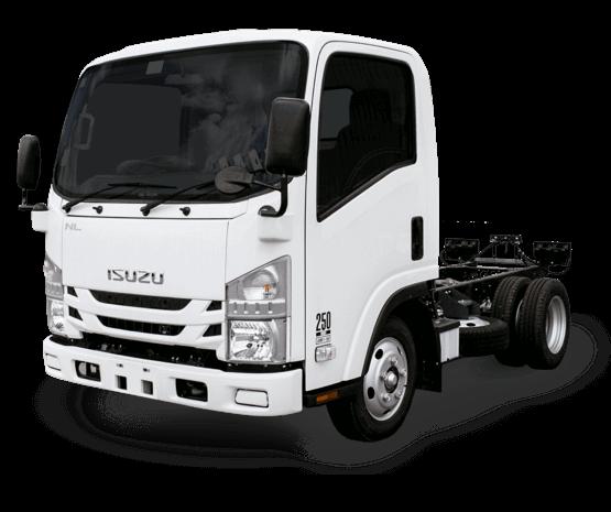 N-Series | Powerful Light Trucks
