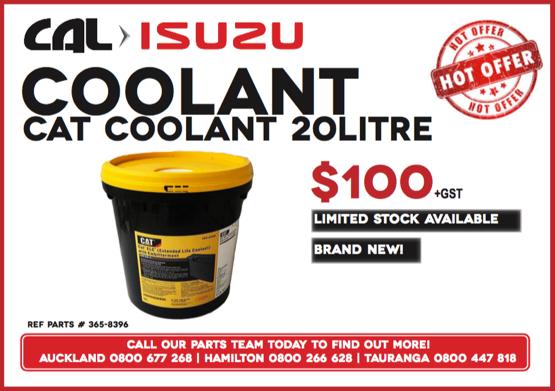 Coolant 20 Litres