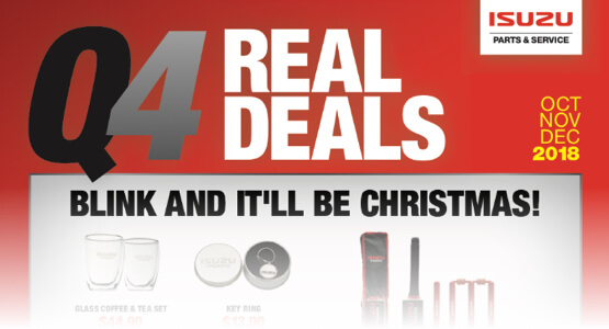 Q4 Real Deals