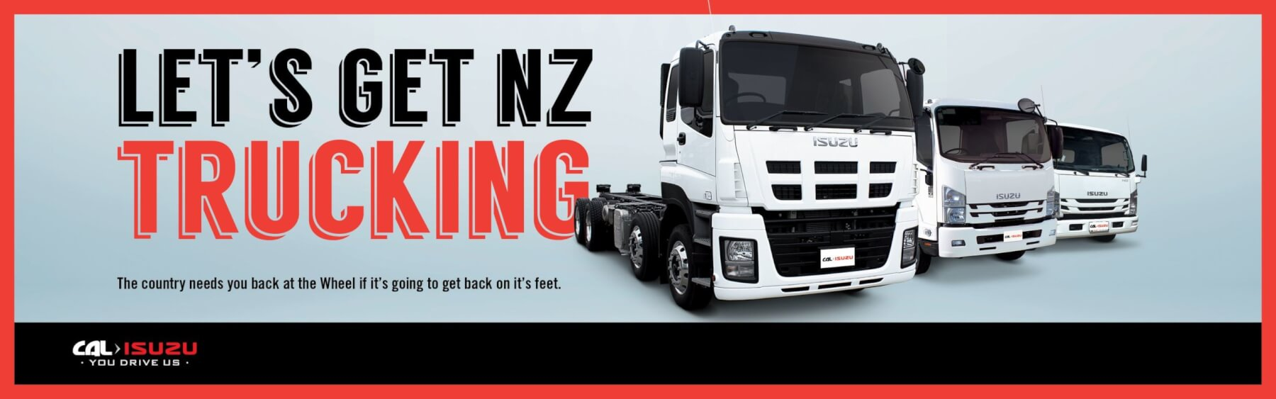 Let's Get NZ Trucking